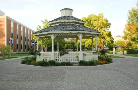 Winona State University Alumni Gazebo