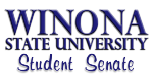 Winona State University Student Senate logo